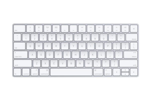 Apple Magic Keyboard ITS