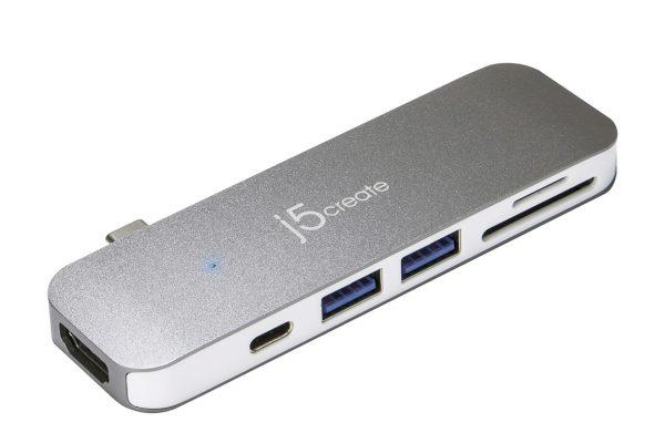 USB type-C 5-in-1 Ultra Drive Dock