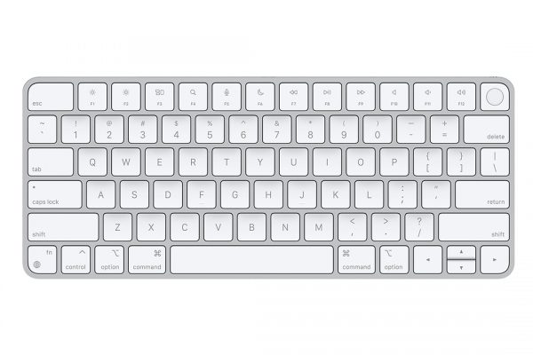 Apple Magic Keyboard with Touch ID for Mac models with Apple Silicon-US English